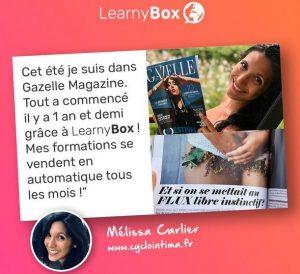 Avis LearnyBox 1