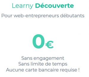 Learny Decouverte